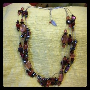 Coldwater Creek necklace.